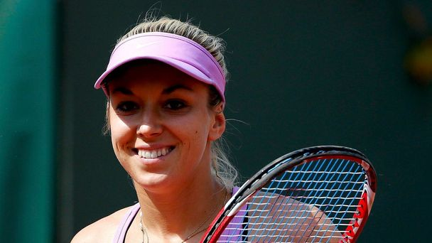 Sabine Lisicki na French Open 2015