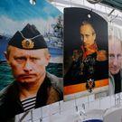 Vystřelí Aurora na Kreml? Putina svrhnou, varuje ideolog