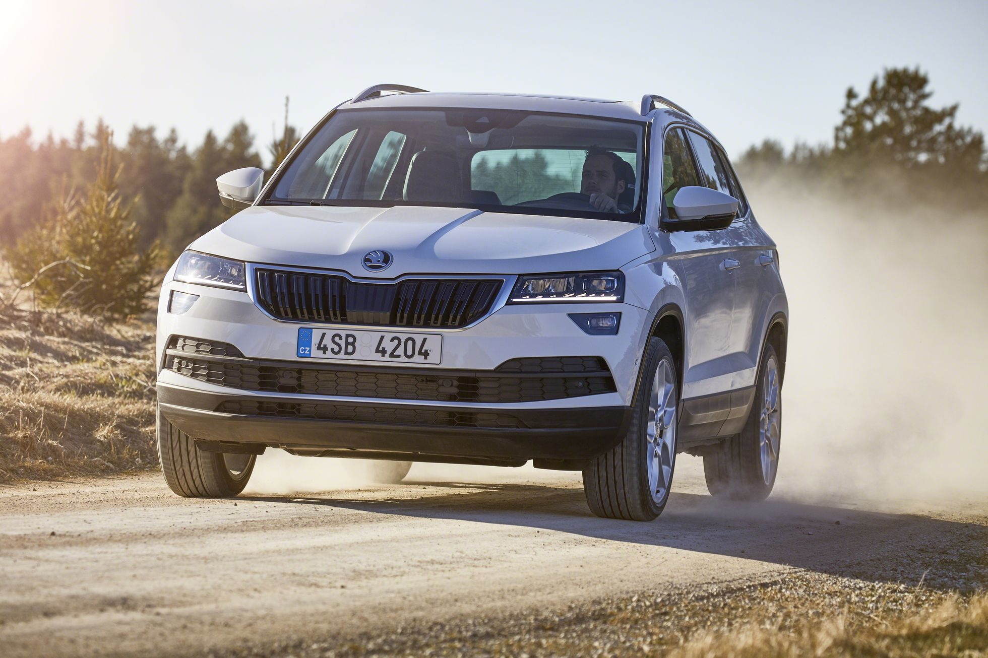 Škoda Karoq embargo do 17.5. 20:00