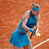 Petra Kvitová ve 3. kole French Open