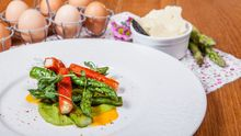 Recepty na lehké a zdravé obědy: Jídla s italskými sýry