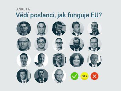 K čemu nás zavazují kvóty? Poslanci evropského výboru často netuší, co unie Česku skutečně ukládá