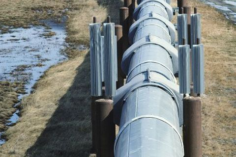 Czechs to build new pipelines amid gas crisis fears