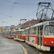 V Dejvicích se brzy ráno srazily tramvaje