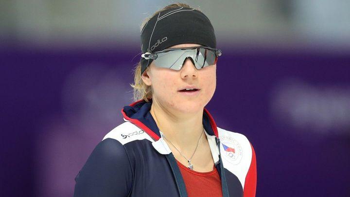 Další úspěch v rychlobruslení. Erbanová vyhrála v Minsku 500 m a útočí na celkový triumf v SP