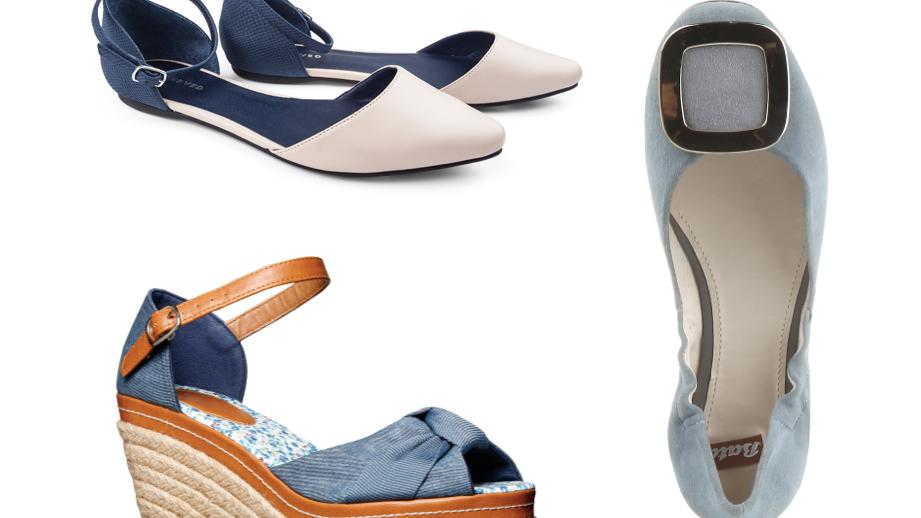 Nejkrásnější letní boty  Elegantní 0d6f3659f9