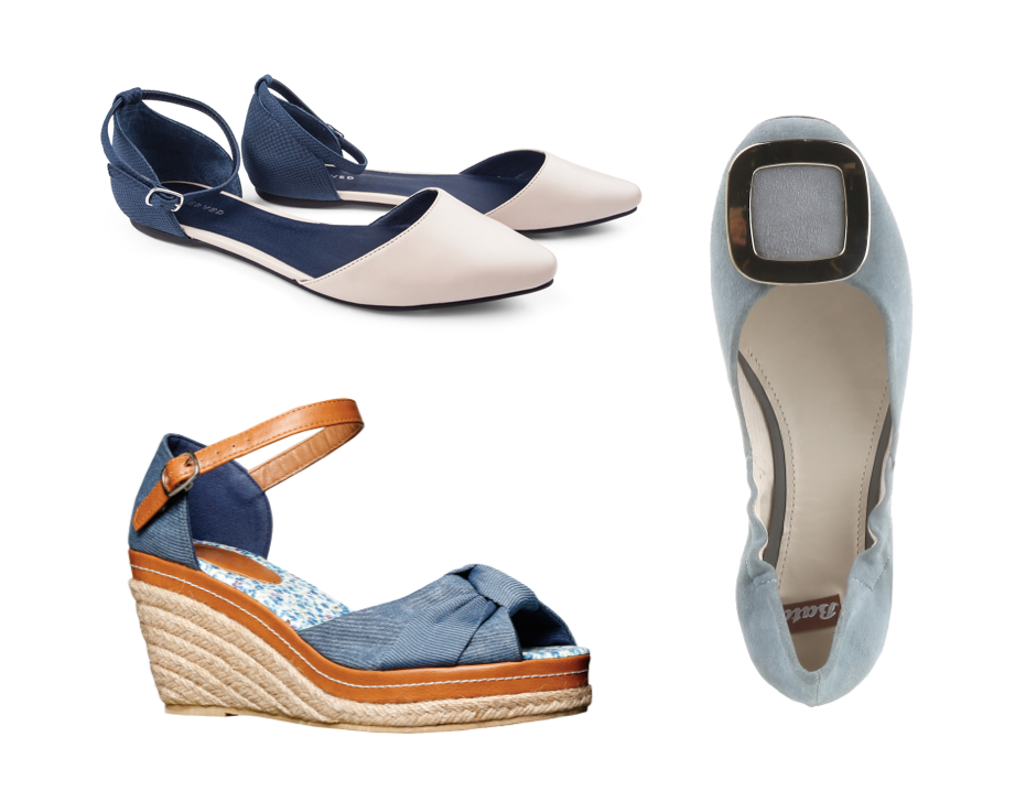 Nejkrásnější letní boty  Elegantní 65188db8e7