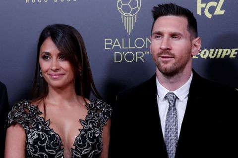 The Ballon d'Or awards