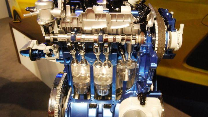 Nejlepší motor opět vyrobil Ford. Má tři válce a objem litr