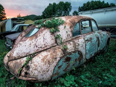 Výstava fotografa Vladimíra Cettla se vydává na pouť za tatrovkami, ve kterých dávno nikdo nejezdí