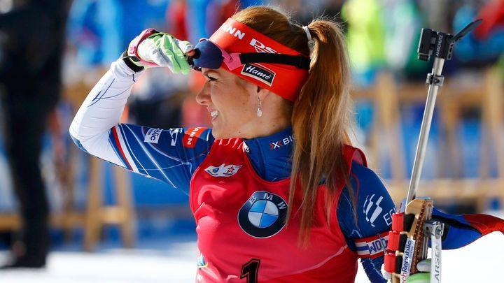 Malý zázrak v Pchjongčchangu. Drtivý finiš Koukalové přinesl biatlonistkám ve štafetě třetí místo
