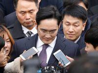 Šéfa Samsung Group obvinili z korupce, podle vyšetřovatelů uplácel důvěrnici korejské prezidentky