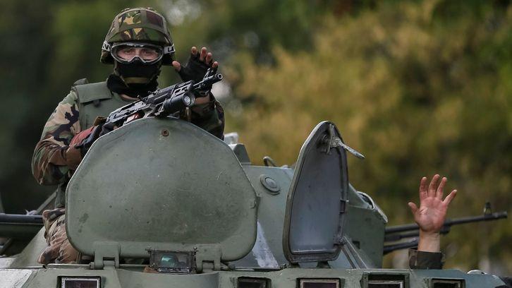 Ukrajinský generál: Zajatého Čecha jsem zatím neosvobozoval