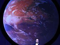 Musk chce kolonizovat Mars, vyvíjí obří vesmírnou raketu pro 100 lidí