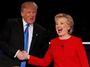 Stará demokratická páka Clintonová v první debatě porazila populistického tlučhubu Trumpa