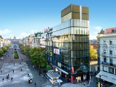 Foot Locker otevře v Praze svou největší prodejnu ve střední Evropě. Bude přes pět pater