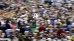 """Papež """"chodí po vodě"""". Odmítá strach z muslimů. Duka by se měl nakazit jeho virem"""