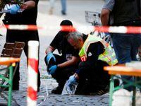 Živě: Atentátník z Ansbachu, měl být deportován do Bulharska