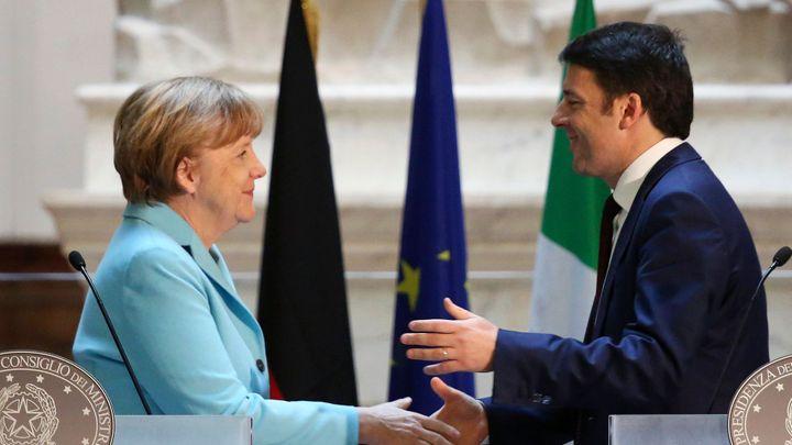Reformy ještě zrychlíme, vzkázal italský premiér Renzi