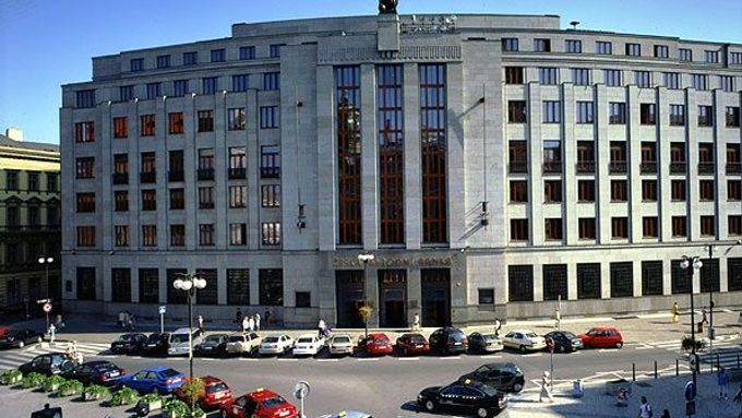 The Czech National Bank will pull the money from its reserves.