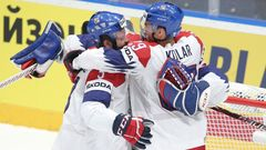Nervous Czechs would be Germany only in the third period, they will play with Canada for the finals