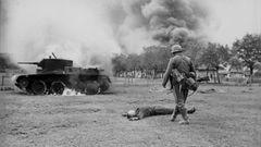 Operaci Barbarossa zhájil wehrmacht 22.června 1941 ráno.