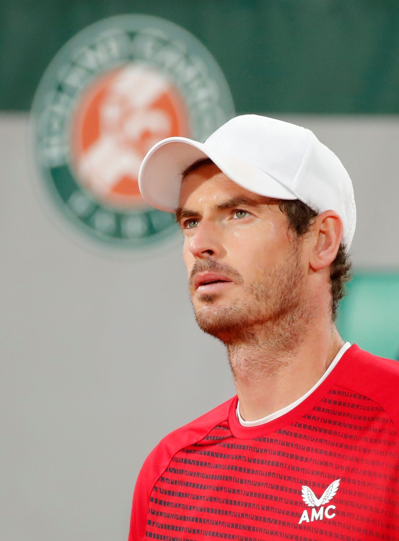 Andy Murray, French Open 2020