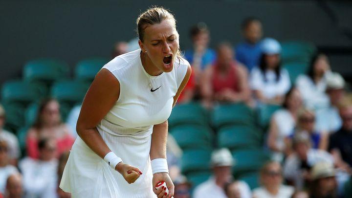 Je to tu zase. Kvitová největší favoritkou Wimbledonu. Mezi fanoušky převálcovala Serenu