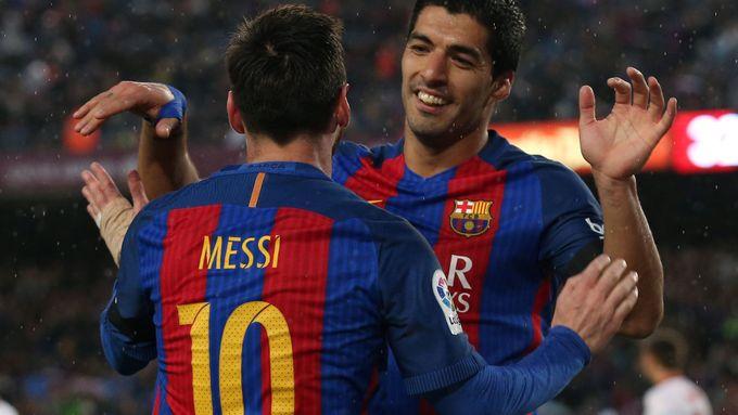 Messi: Takový vyhazov si Suárez nezasloužil. Ale už mě nemůže překvapit nic