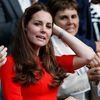 Wimbledon 2015: Catherine, vévodkyně z Cambridge (Kate Middletonová)