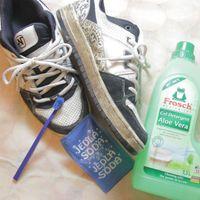 cd3722ef4c7 Staré boty vyčistíte snadno bez praní