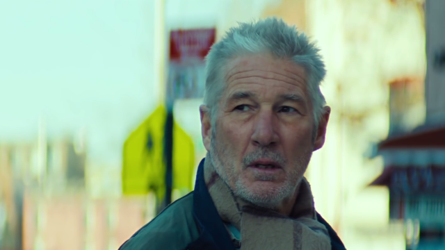 Richard Gere ve filmu Time Out of Mind