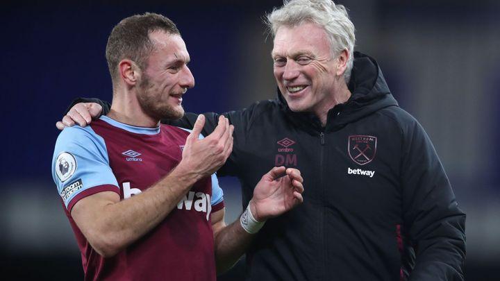 Krále změníme ve skvělého hráče, tvrdí Moyes. West Hamu začíná šílený měsíc; Zdroj foto: Reuters
