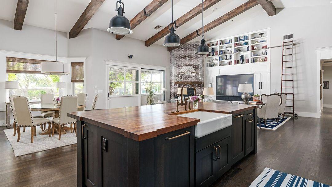 9 Tipů Pro Rekonstrukci Kuchyně Co Je Teď Trendy ženacz