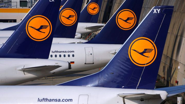 Piloti Lufthansy stávkují čtvrtý den, zrušeno bylo 74 letů