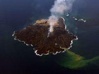 Sopka vytváří u Japonska nový ostrov. Vědce fascinuje
