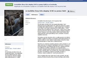 Facebook 'Help for Haiti' group turns into racist scam