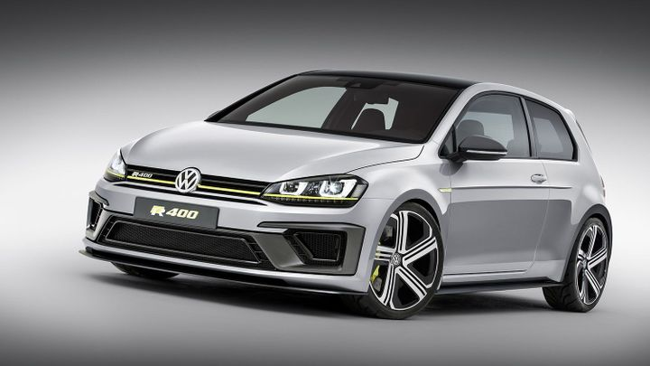 Volkswagen chce trumfnout Mercedes. Golf 400 bude!