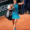 Caroline Garciaová na French Open 2018