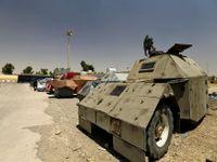 Foto: Sebevražedná auta jako z Šíleného Maxe. To byly největší chlouby Islámského státu