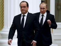 Zničit teroristy z Islámského státu. To je společný cíl Ruska a Francie