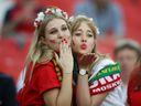 50 odstínů radosti z fotbalu. Podívejte se na nejkrásnější i nejdivočejší fanoušky MS