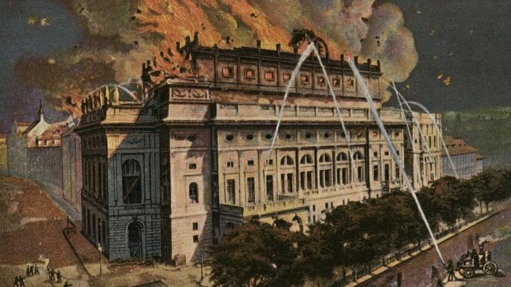 Praha hoří! Výstava ukáže největší pražské požáry i co dokázali hasiči
