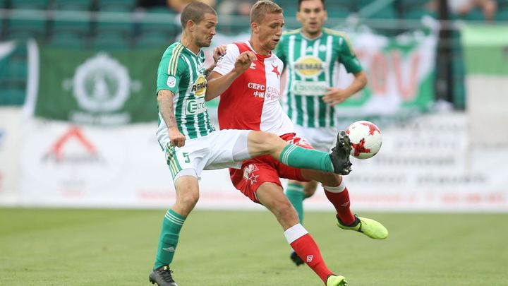 Živě: Slavia - Bohemians; v základu Slavie je i Miroslav Stoch, na hrotu bude opět Škoda