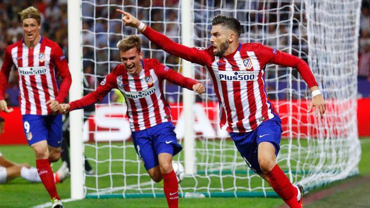 Carrasco a Gaitán přestoupili z Atlética k nováčkovi čínské ligy