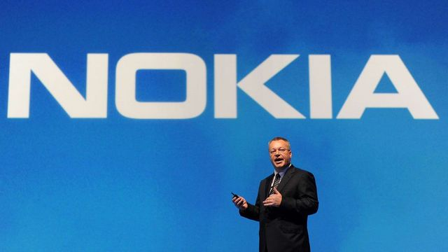 Stephen Elop na Nokia World 2011