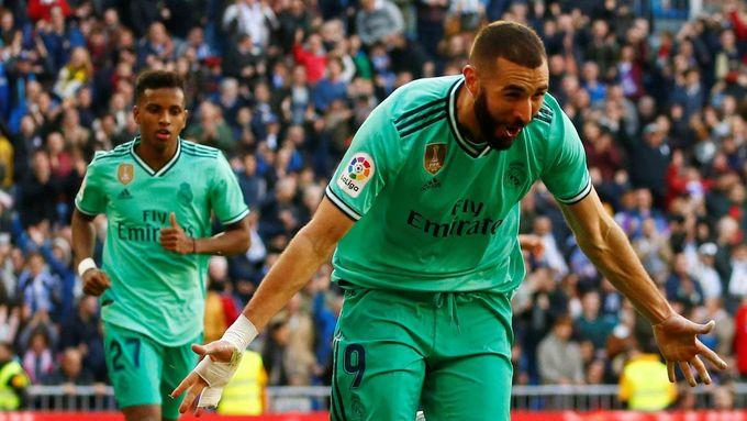 Zelený balet. Madridský Real pozdravil konferenci o změnách klimatu výhrou