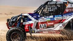 Rallye Dakar 2020, 10. etapa: Josef Macháček, Can-Am