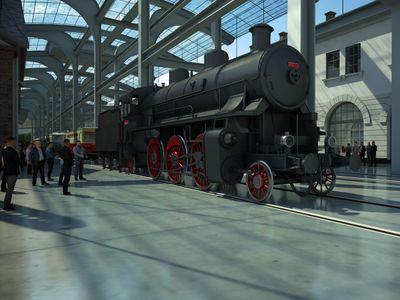 V centru Prahy vyroste obří železniční muzeum. Podívejte se, jak by mělo vypadat