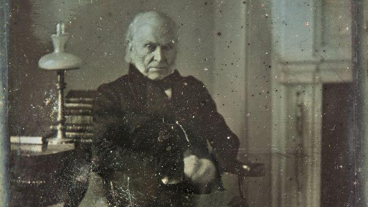 Fotka za pět milionů korun. Nejstarší dochovaný portrét amerického prezidenta je na prodej